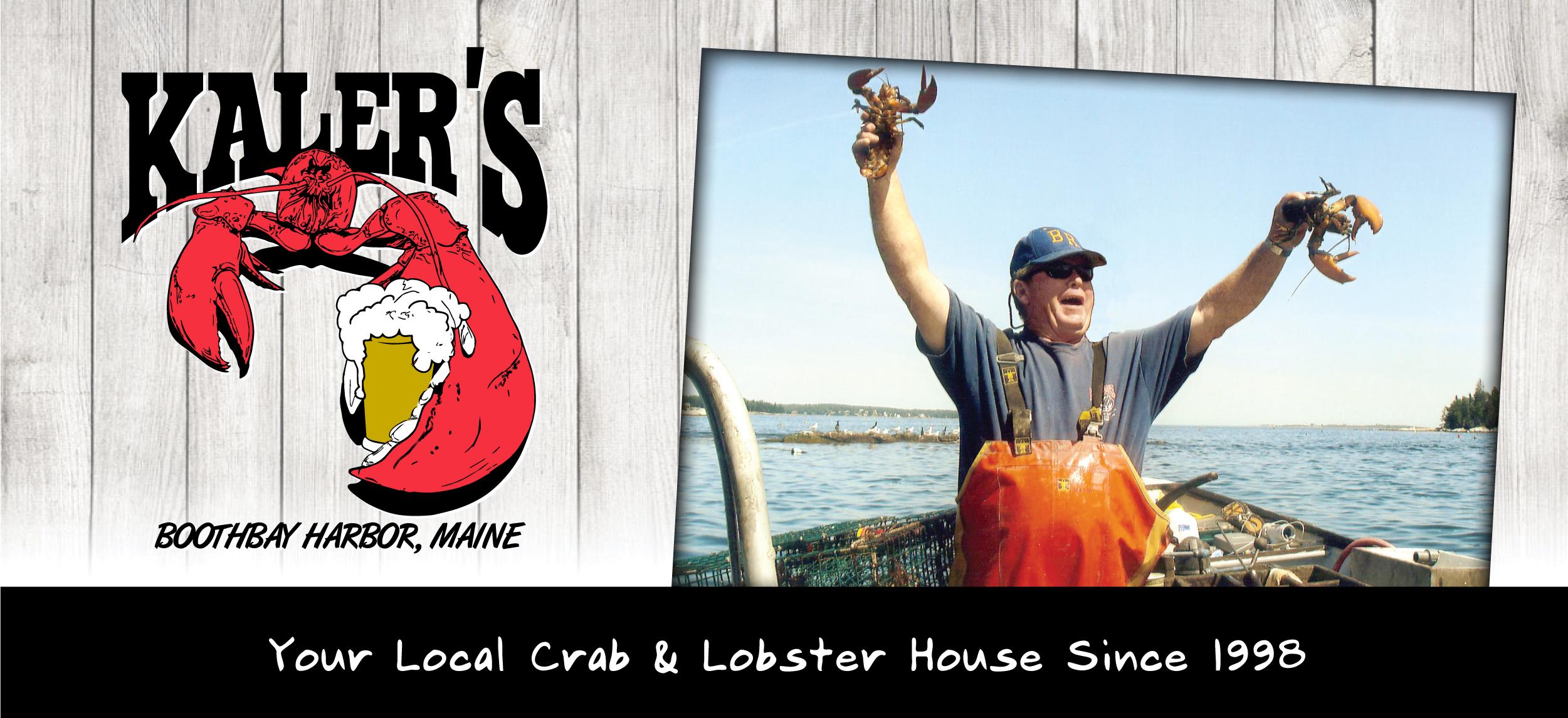 Kaler's Restaurant - Fresh Local Seafood - Boothbay Harbor, Maine
